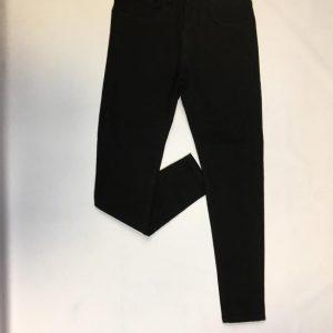 شلوار جین مردانه زارا مشکی ساده