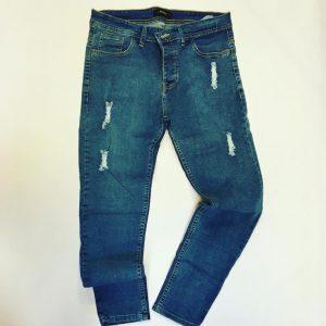 شلوار جین مردانه گوچی زاپ دار